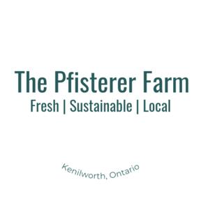 The Pfisterer Farm